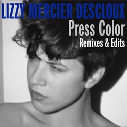 Lizzie Mercier Descloux «Press Color»