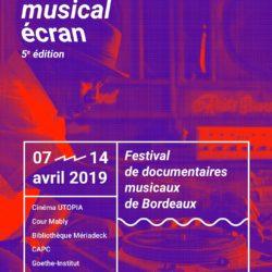 FESTIVAL MUSICAL ECRAN BORDEAUX